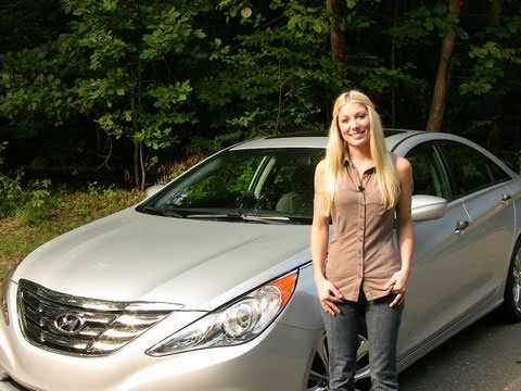 Roadfly.com - 2011 Hyundai Sonata Review and Road Test