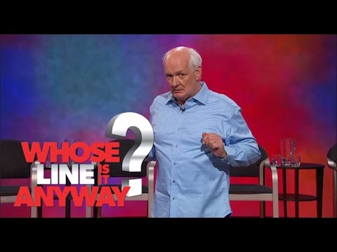 Scenes from a Hat Megacut Part 1! - Whose Line Is It Anyway? US