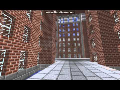 Hurricane Katrina Minecraft