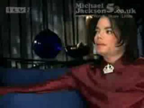 Michael Jackson Discusses Alleged Child Molestation