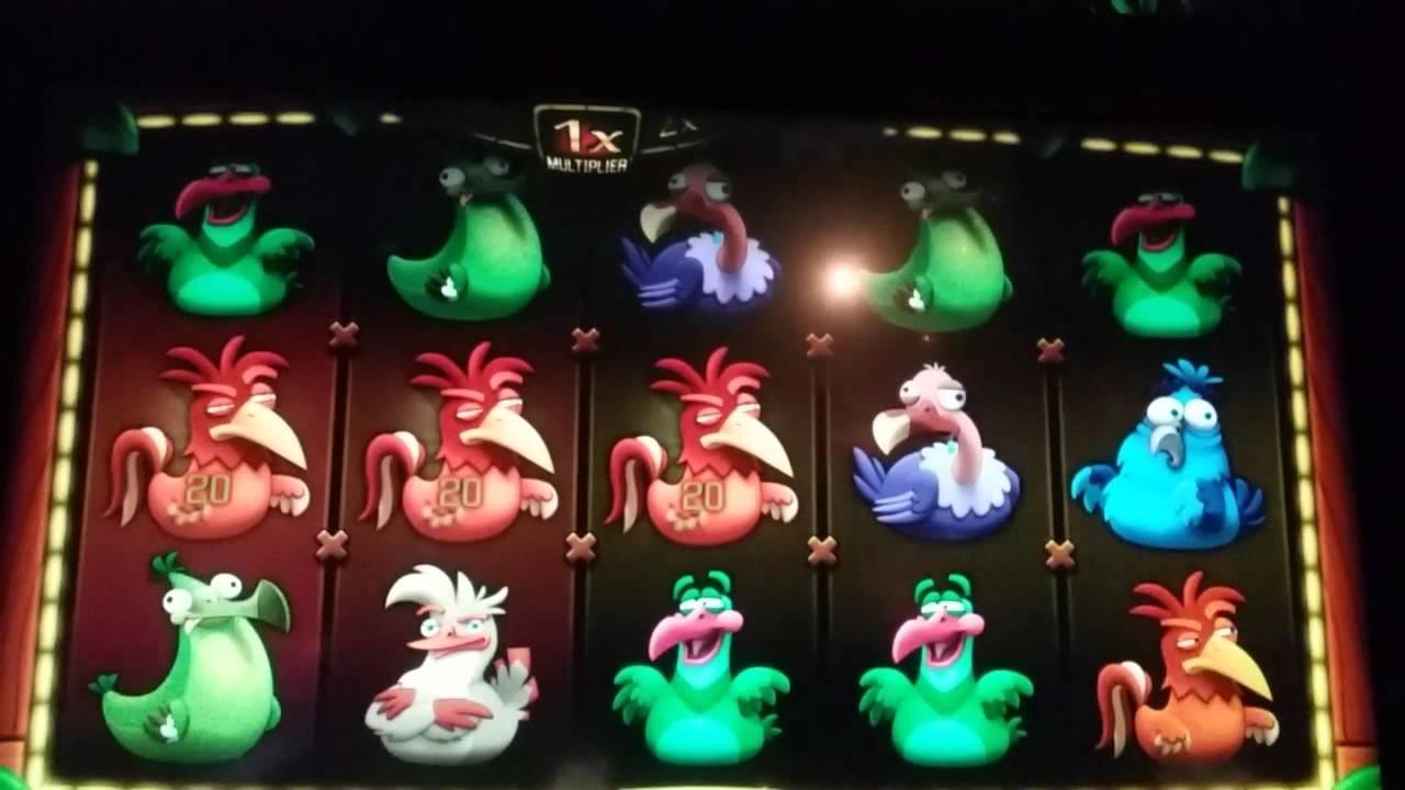 Birdz Slot Machine