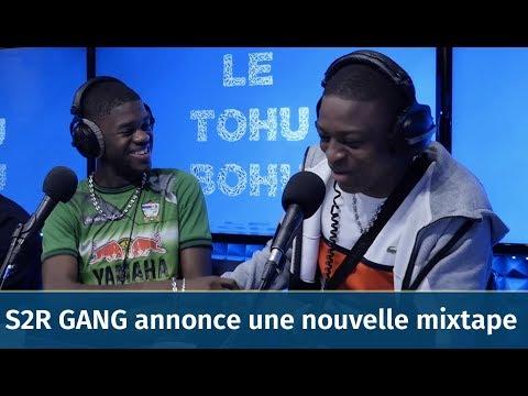 Youtube: [EXCLU] S2R Gang: On va sortir une mixtape qui s'appellera«Dans la ville»