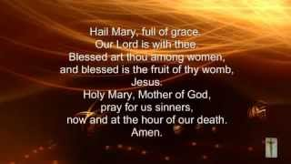 Chaplet of the Precious Blood of Jesus Christ