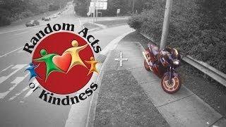 A Random Act of Kindness - Bike Rescue Squad Go!