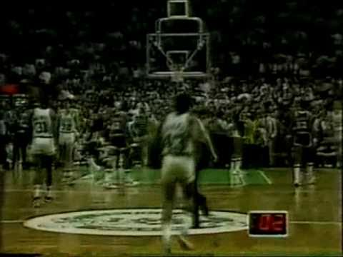 1984 NBA Finals: Lakers at Celtics, Gm 2 part 15/15