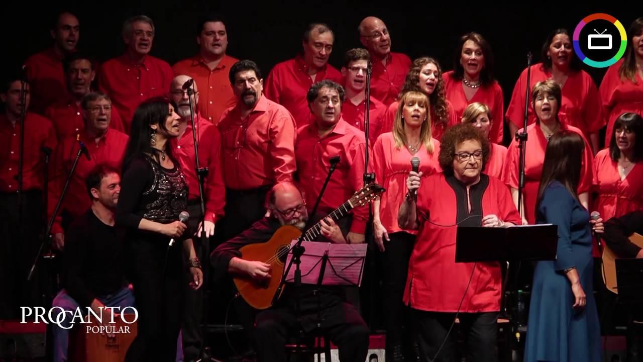 Coro Procanto Popular  de la Plata