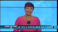 Le 20 Heures de RTI 1 du 27 juin 2020 par Marie Laure N'Goran