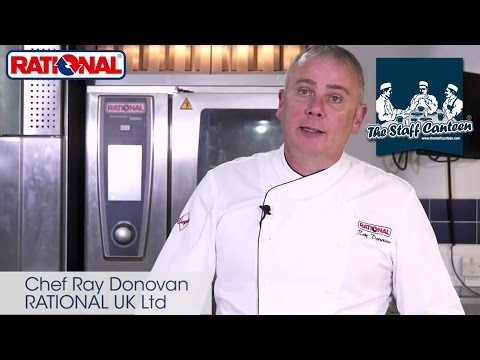 A day with RATIONAL and the Cook Live Team