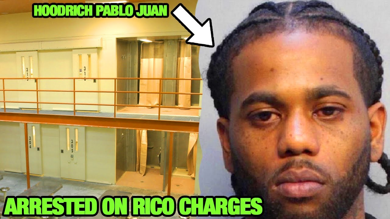 Hoodrich Pablo Juan Arrested on RICO Charges in Georgia!