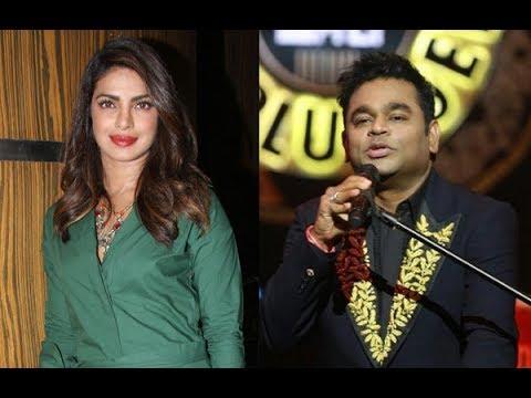 Priyanka Chopra on AR Rahman's Wembley concert controversy