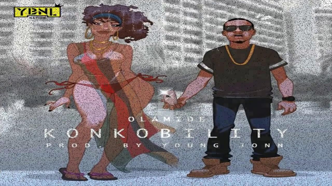 Download Olamide  - Konkobility Official Video (Lyrics)