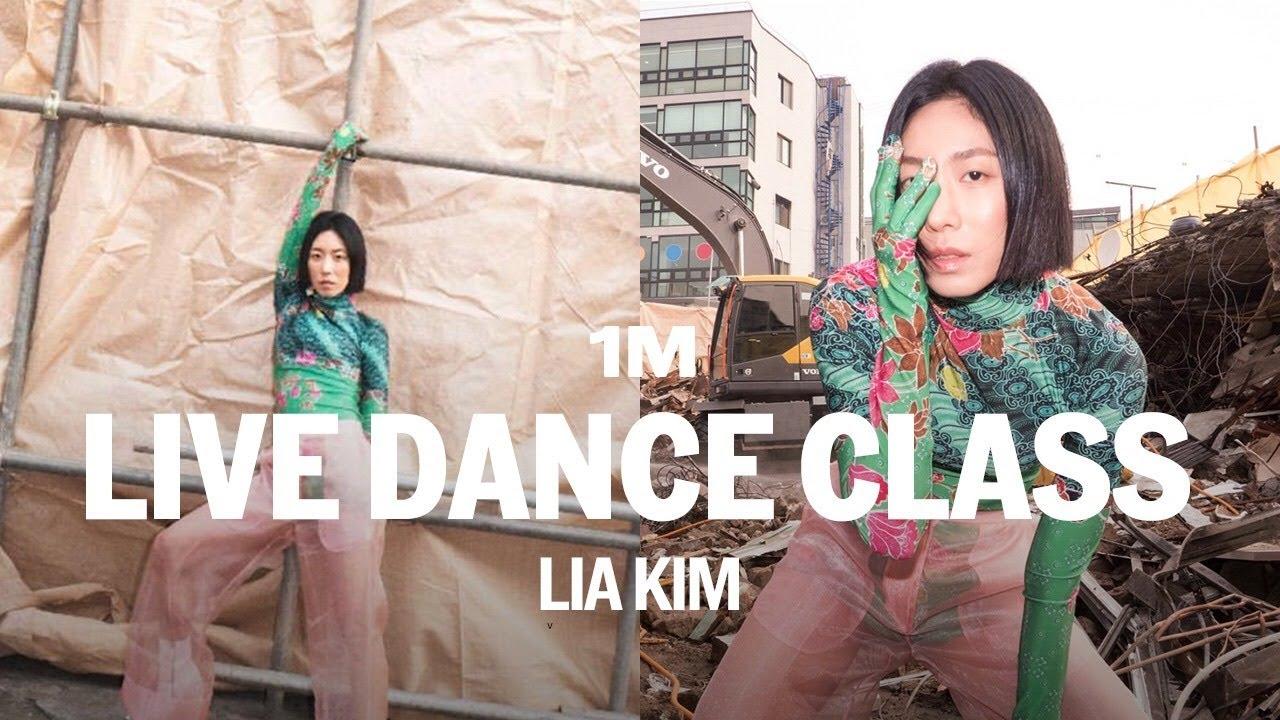 LIVE DANCE CLASS / Lia Kim Choreography