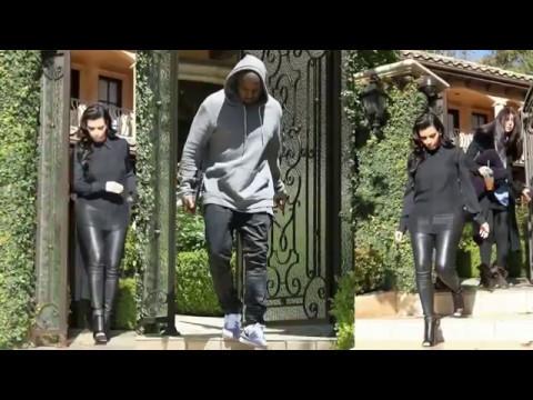 Kim Kardashian's House In Beverly Hills 2017 Inside & Outside