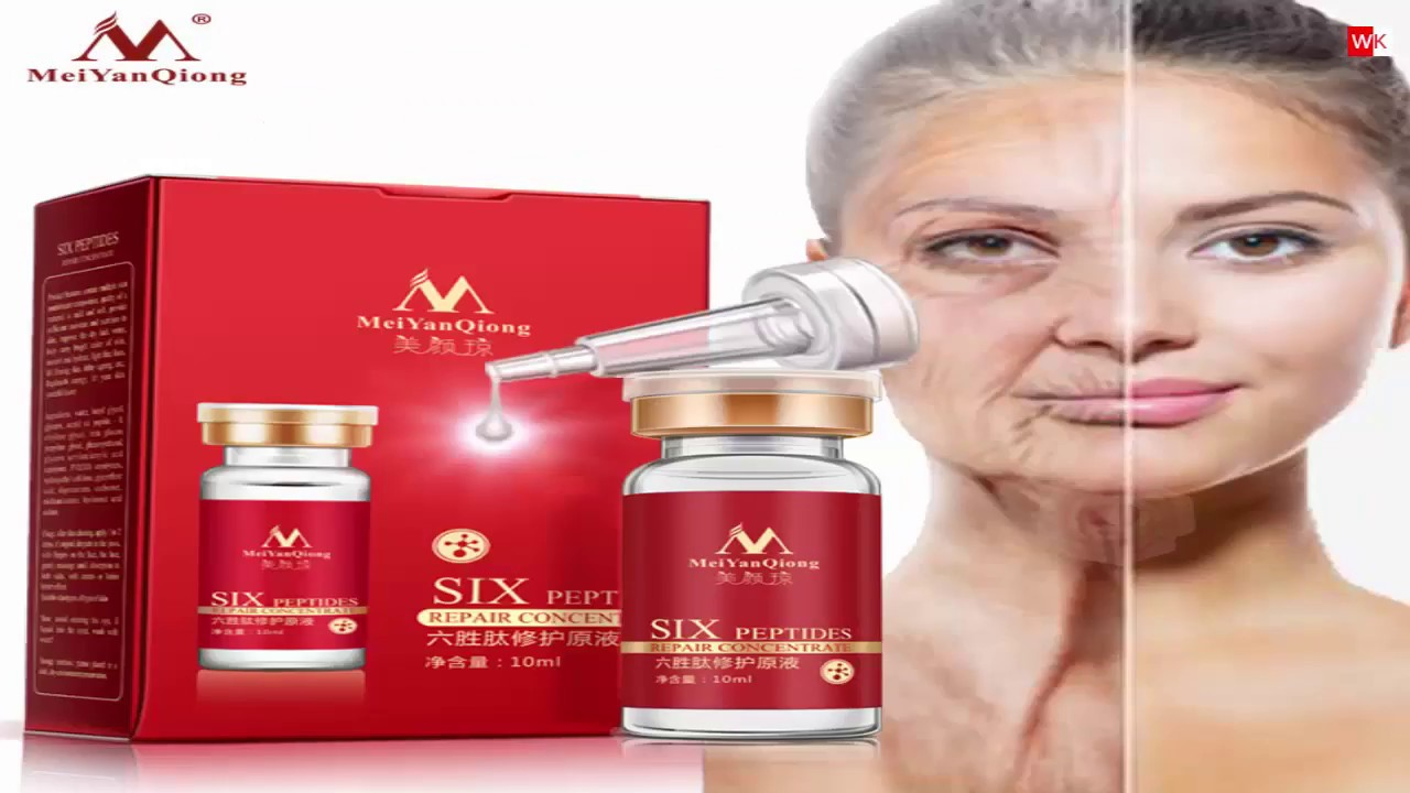 Six Peptides Repair Concentrate Anti-aging Cream by jump discount