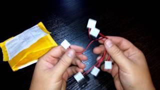 Посылка №41. Как соединить светодиодную ленту?(Светодиодную (LED) ленту нельзя изгибать под острым углом. Также иногда нужно удлинить ее или соединить два..., 2015-09-21T20:13:59.000Z)