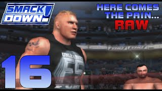 On the Upswing - Let's Play WWE SmackDown! Here Comes The Pain (RAW) Season Mode Ep. 16
