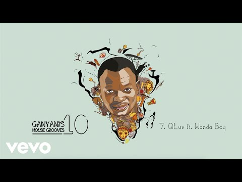 DJ Ganyani - Qluv (Audio) ft. Wonderboy