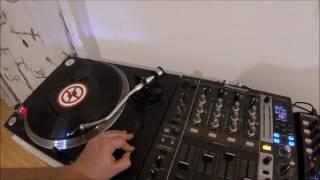 Tutorial traktor scratch com um toca-disco (Portuguese)