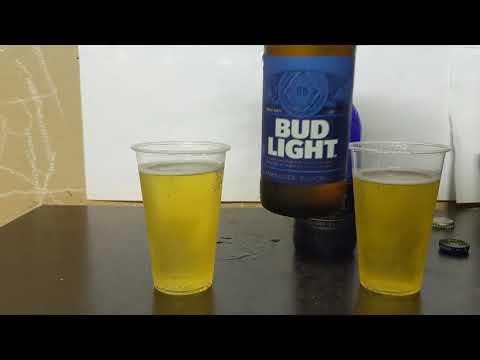 The Bearded Thumb's Review of: Bud Light vs Bud Light Platinum