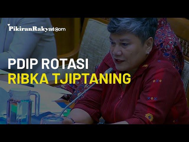 Sempat Bikin Heboh karena Tolak Vaksinasi, PDIP Rotasi Anggota DPR Ribka Tjiptaning ke Komisi VII