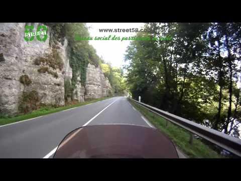 Roadbook moto Dordogne : Le Périgord Vert et Blanc