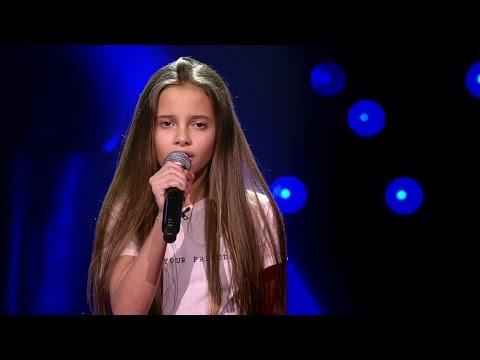 Romy - 'Same Old Love'   Blind Auditions   The Voice Kids   VTM