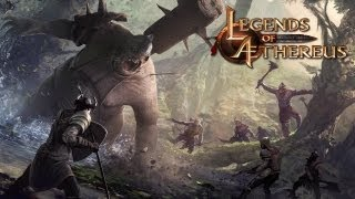 Indie Showcase: Legends of Aethereus - Second Look (Arena Gameplay and Higher Level Mission)