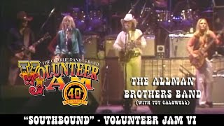 The Allman Brothers Band with special guests Toy Caldwell and Bonni...