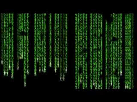 Matrix Falling Code Wallpaper Letras M 225 Trix The Matrix Code Youtube