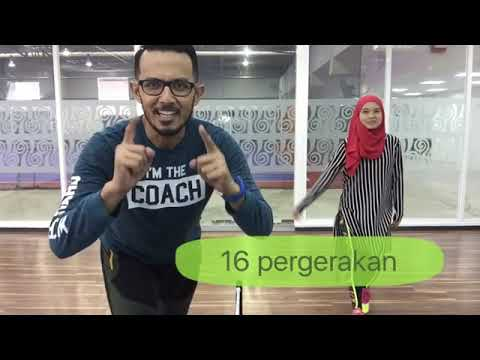 TABATA WORKOUT 8 min bersama Coach Anuar #misikurus21hari