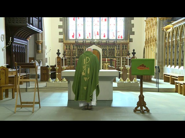 English Mass, Tuesday June 02, 2020