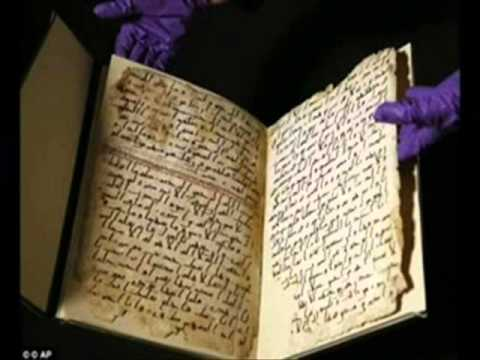 The Oldest Quran Found:  Allah Predates Islam, and Jesus Predates Allah