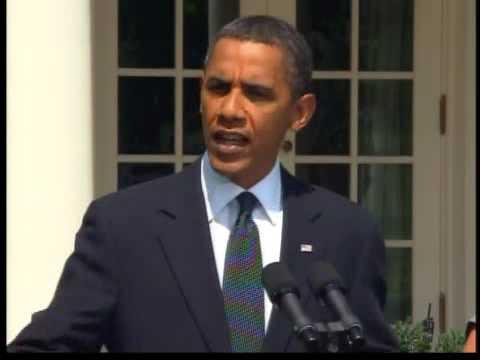 President Obama on unemployment