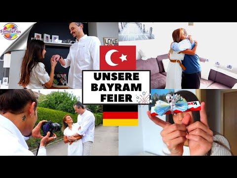 BAYRAM FEIER SPEZIAL | MULTIKULTI FEST | GESCHENKE ; FOTOSHOOTING | Family Fun