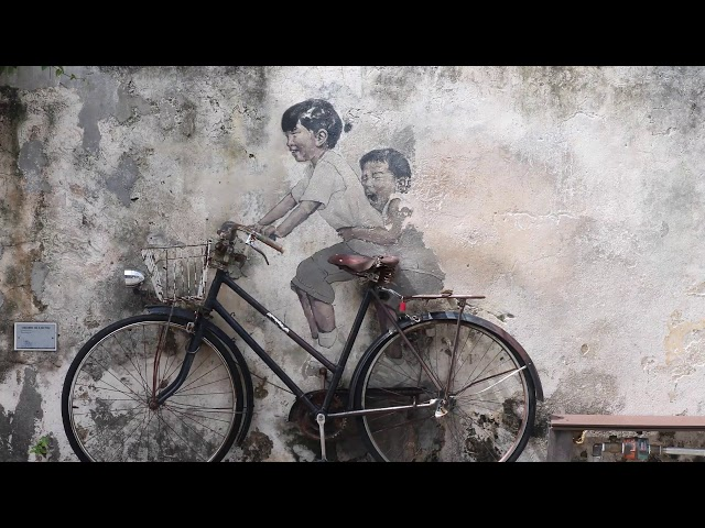 STB085 THE DEVELOPMENT OF AR ON PENANG'S STREET ART TO ENHANCE TOURIST EXPERIENCE IN TOURISM