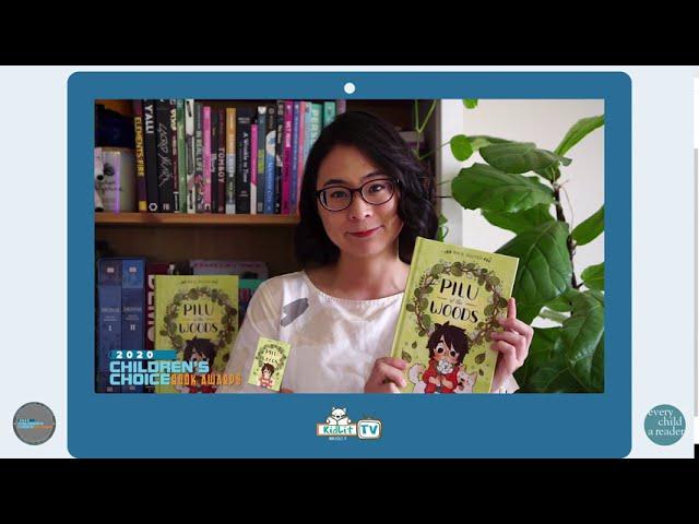 Children's Choice Book Award   Mai Nguyen PILU OF THE WOODS 5th-6th Grade