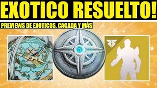 Destiny 2: EXÓTICO RESUELTO! VUELVE EL DRAMA POR UN EXÓTICO DE EVERVERSO! PREVIEWS EXÓTICAS Y MÁS!