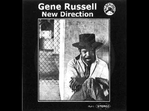 Gene Russell - Black Orchid
