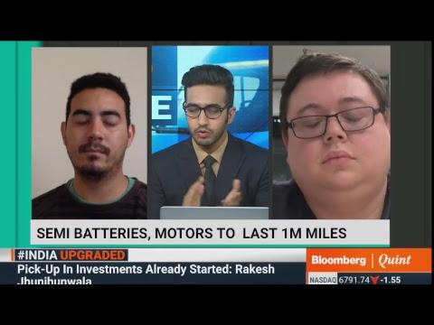 Elon Musk's Big Tesla Surprise