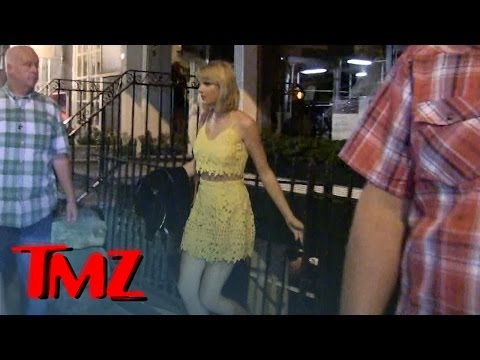 Taylor Swift -- No Tom Foolery in NYC