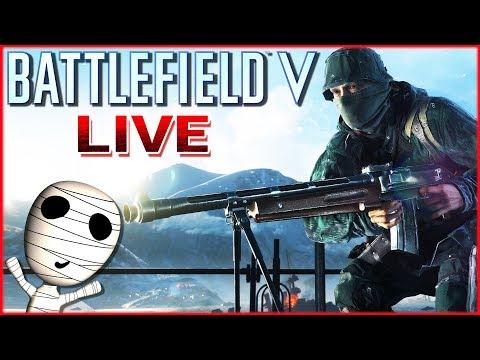 Auf der PS4 mit Battlefield 5 durchstarten! ? Battlefield V // PS4 Livestream thumbnail