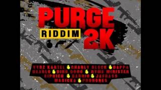 """PURGE 2K"" RIDDIM MIX (HAAD ROKK MUZIK) 2015 mixed by DaCapo"