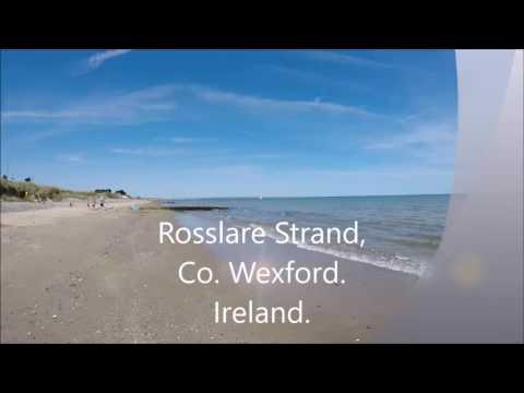 Rosslare Strand, Co. Wexford. Ireland. 2017