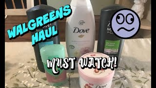 WALGREENS SPEND $20 PERSONAL CARE PERKS DEAL | MUST WATCH 7/12-7/14!