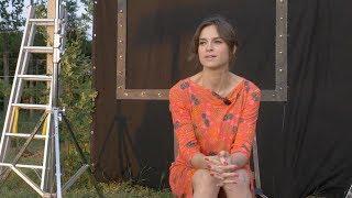 Ligabue - Made in Italy - Intervista a Kasia Smutniak