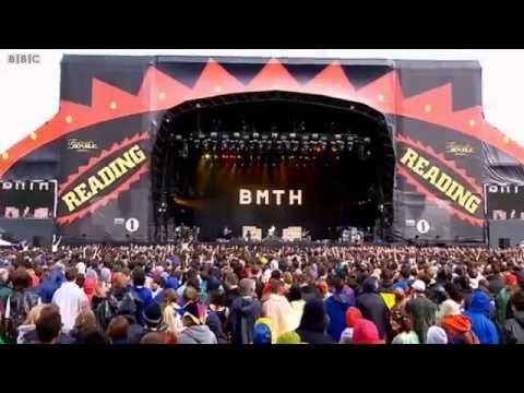 Bring Me The Horizon - Live Reading Festival 2011 Full Set !!