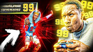 99 Overall MAXED OUT Stretch Big is a DEMIGOD on NBA 2K20! The return of the Shot Creator Stretch!