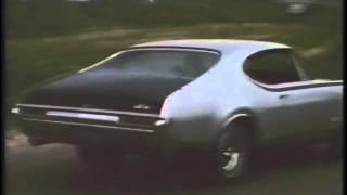1968 Hurst Olds test