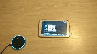 Голосовое управление Plex через Аlexa