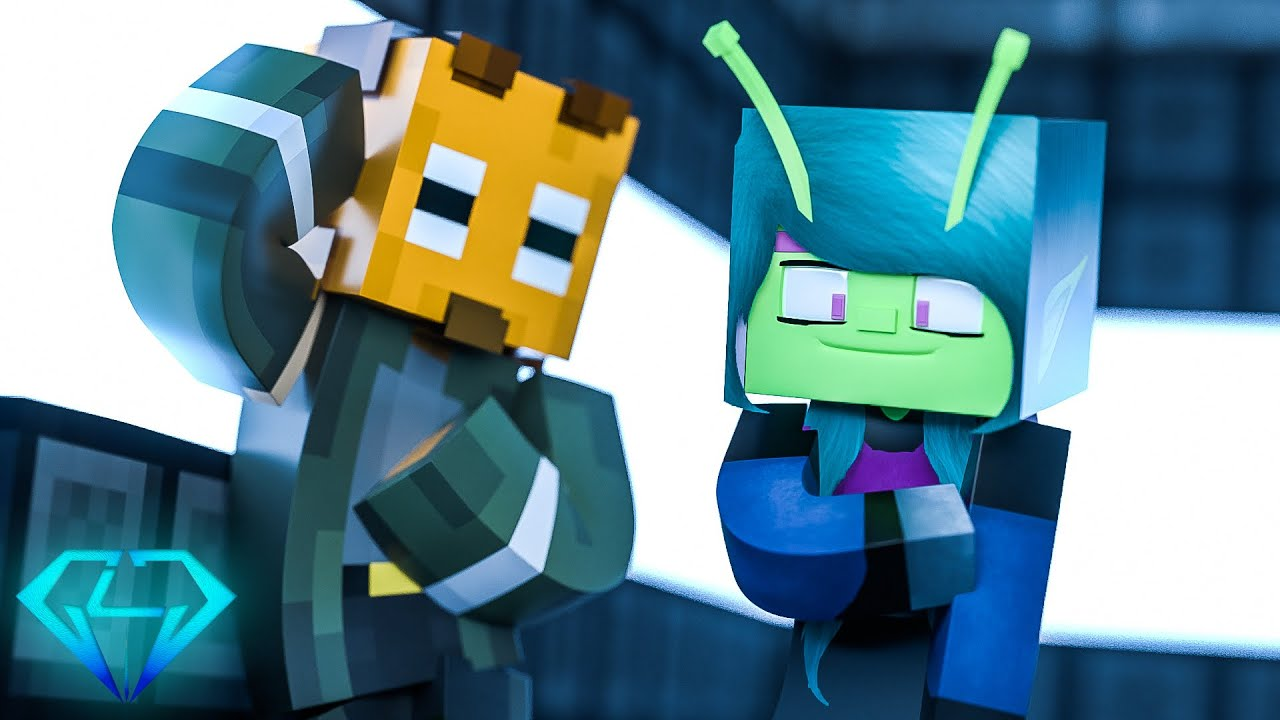 Minecraft FNAF In Space - Quite The Flirt (Minecraft Roleplay)